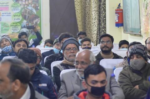 حضرت امام زین العابدین (ع) کی ولادت با سعادت اور ادارہ تنظیم المکاتب کے یوم قیام پر دو روزہ محفل مسرت