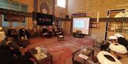 اجرای رزمایش «تهذیب و تربیت» در حوزه علمیه استان یزد