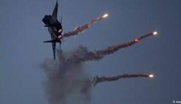 """طائرات الاحتلال الاسرائيلي تقصف """"دير الزور"""" و""""البوكمال"""""""