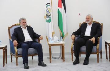"""حماس والجهاد الإسلامي تشددان على ضرورة """"استعادة وحدة الشعب"""""""