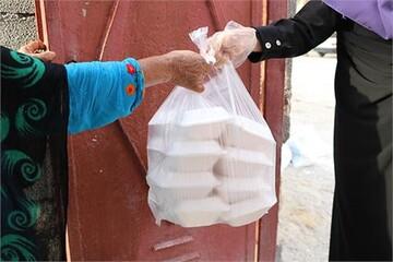 ۳ هزار پرس غذای گرم بین خانوادههای نیازمند بجنوردی توزیع میشود