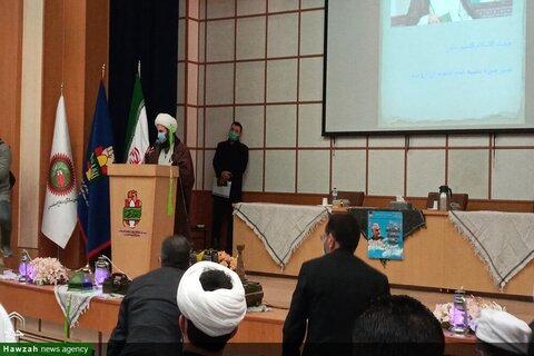 """بالصور/ إقامة مؤتمر تحت عنوان """"وحدة القوميات والطوائف في مدرسة الشهيد سليماني"""" في مدينة أرومية شمالي غرب إيران"""