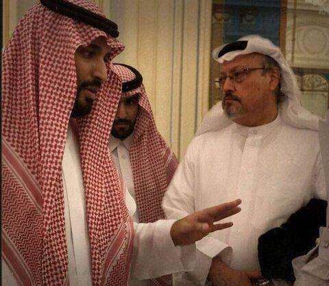 """""""جمال خاشقچی"""" روزنامه نگار عربستانی"""