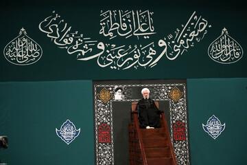 فیلم کامل سخنرانی حجت الاسلام والمسلمین صدیقی در حضور رهبر معظم انقلاب