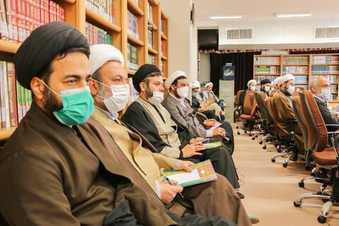 تصاویر/ هم اندیشی مسئولین آموزش مدارس علمیه استان اصفهان
