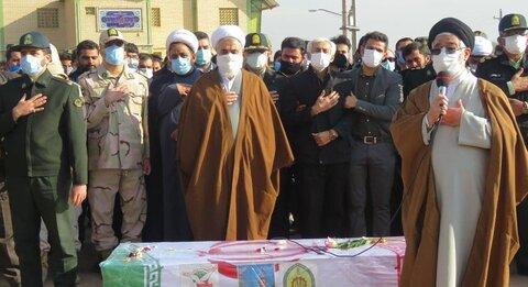 حجت الاسلام موسوی رئیس ستاد اقامه نماز استان قزوین