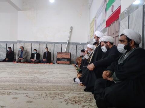 تصاویر / مراسم بزرگداشت مرحوم آیت الله مصباح یزدی در اهر