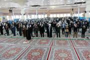 تصاویر/ اقامه نخستین نماز جمعه به امامت حجت الاسلام والمسلمین نوری در بجنورد