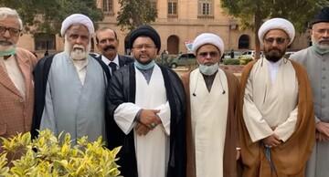 عزاداری میں روکاوٹ غیر قانونی عمل، شیعہ علماء کونسل پاکستان سندھ کا وفد سندھ ہائیکورٹ پہنچا