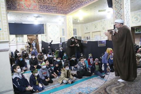 تصاویر / مراسم خانوادگی کارکنان مرکز مدیریت حوزه های علمیه