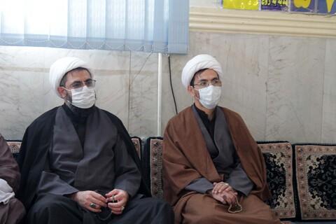 تصاویر / تودیع معارفه امام جمعه شیرین سو