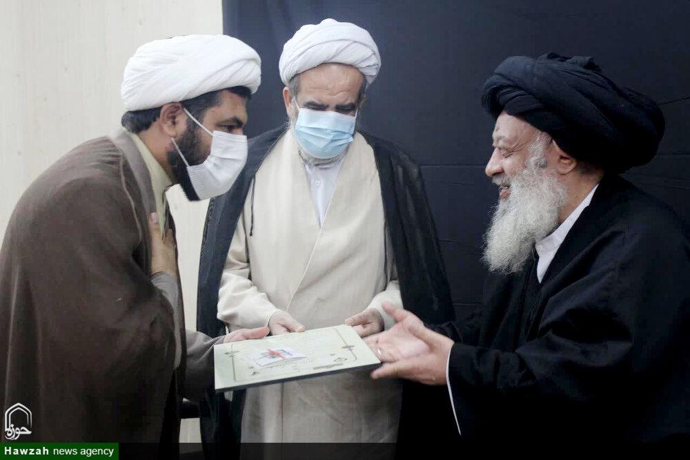 تصاویر/ آیین تقدیر از برترین گروه جهادی کشور
