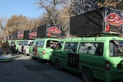 اجرای ۸ هزار روضه خانگی و ۹۶۰ روضه سیار در مشهد