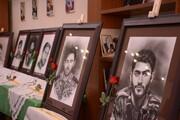 تصاویر / مراسم گرامیداشت شهدای ۲۷ دی دانشگاه تبریز