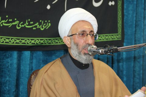 حججت الاسلام زارعی قزوین