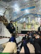 خطیب هندوستانی: حضرت فاطمه زهرا (س) جانشین پدر در صفات و اخلاق الهی بود