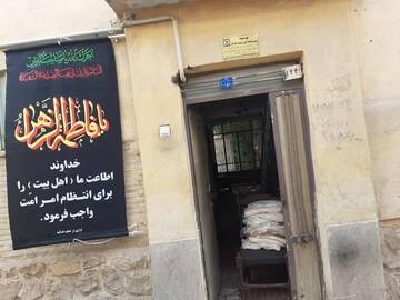 توزیع هفتگی ۱۰ هزار قرص نان میان نیازمندان شیرازی