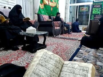 اجرای طرح ۳۱۳ روضه حضرت زهرا(س) در نجفآباد