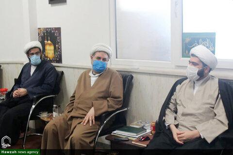 مدیر برنامهریزی راهبردی حوزههای علمیه به خوزستان