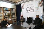 فیلم کامل نشست صمیمی خبرگزاری حوزه با خانواده شهید محسن فخری زاده