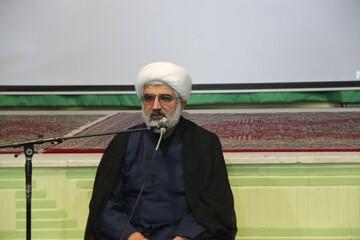 مدیر حوزه علمیه قزوین از زندان مرکزی بازدید کرد