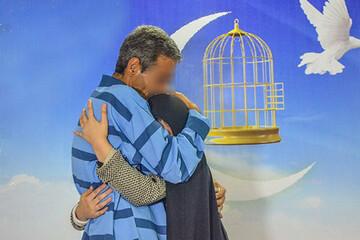 رأفت فاطمی ۴۵ زندانی جرائم غیرعمد آذربایجانشرقی را به کانون خانواده بازگرداند