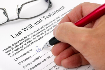 Is leaving a will obligatory?