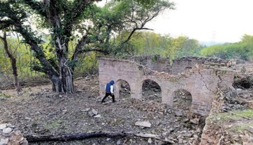 500 years old mosque discovered near Islamabad Lotus lake: report