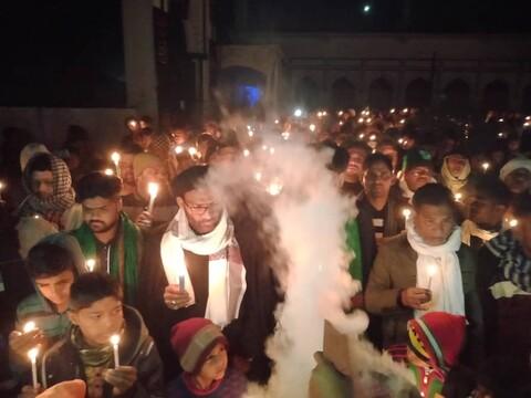 جونپور میں حضرت فاطمہ (س) کی یاد میں دو روزہ مجالس عزاء کا انعقاد