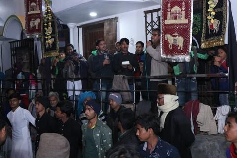 ہندوستان کی سرزمین پہ شام غربت نامی پروگرام کا انعقاد