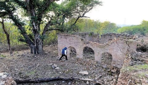500 years old mosque discovered near Islamabad's Lotus Lake: report