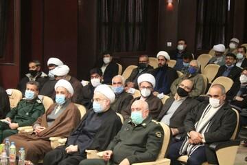 تصاویر/ همایش مدیران ستادی ستاد بازسازی عتبات عالیات کردستان و تجلیل از مدیران مواکب استان