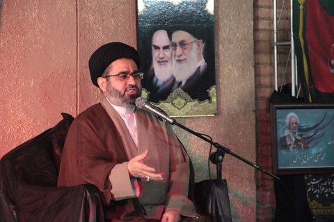 حجت الاسلام موسوی معاون تهذیب حوزه علمیه قزوین