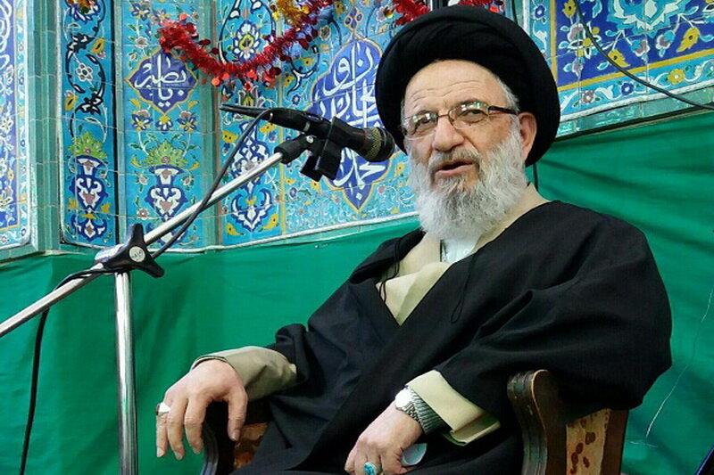 پخش زنده درس اخلاق حجت الاسلام والمسلمین پناهنده از حوزه نیوز