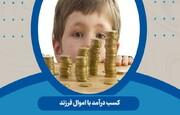 احکام شرعی | حکم کسب درآمد با اموال فرزند