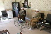 آمادگی حوزه علمیه آذربایجان غربی برای همکاری با نیروی انتظامی