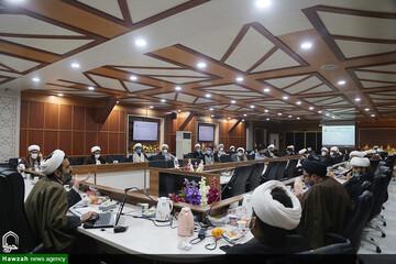 بیست و یکمین اجلاسیه معاونین تهذیب مدارس علمیه خوزستان برگزار شد