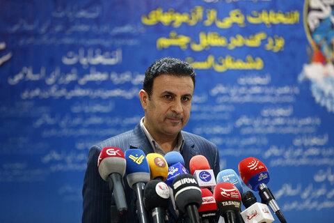 سید اسماعیل موسوی، سخنگوی ستاد انتخابات کشور