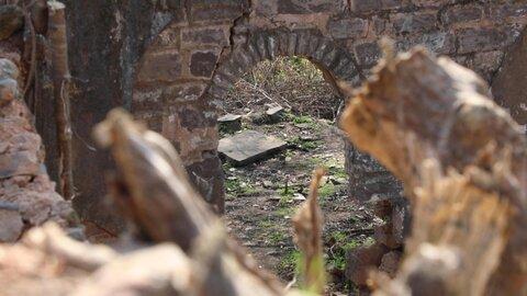 نگرانیها از بیتوجهی مقامات به مسجد ۵۰۰ ساله در اسلام آباد