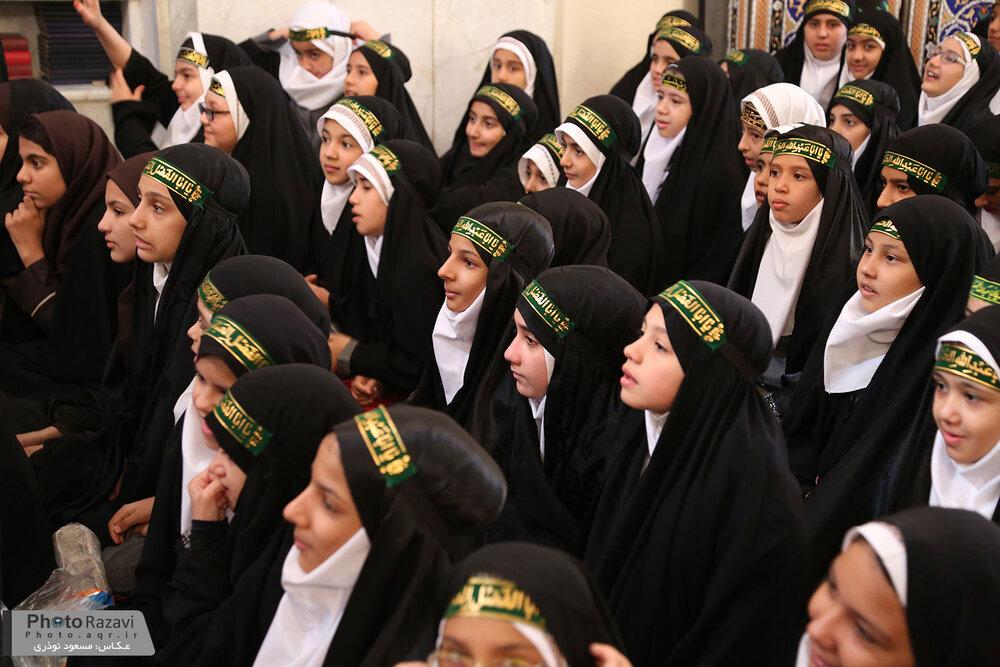 پاسخ به سؤالات اعتقادی نوجوانان توسط مبلغه مدرسه علمیه الزهرا(س) دزفول