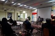 تصاویر / مراسم تکریم و معارفه مدیر مدرسه علمیه الزهراء(س) همدان