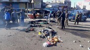 ایران بغداد میں دہشت گردانہ دھماکوں کی مذمت کرتا ہے،سعید خطیب زادہ