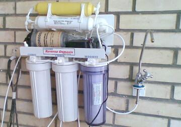 آیا وضو با آب دستگاه تصفیه خانگی جایز است؟