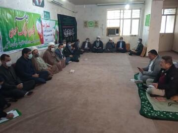 به دنبال تحقق نهضت فرهنگی در رامشیر خوزستان هستیم