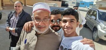 الافراج عن الخطيب الحسيني الشهير الشيخ عبدالمحسن ملاعطية الجمري