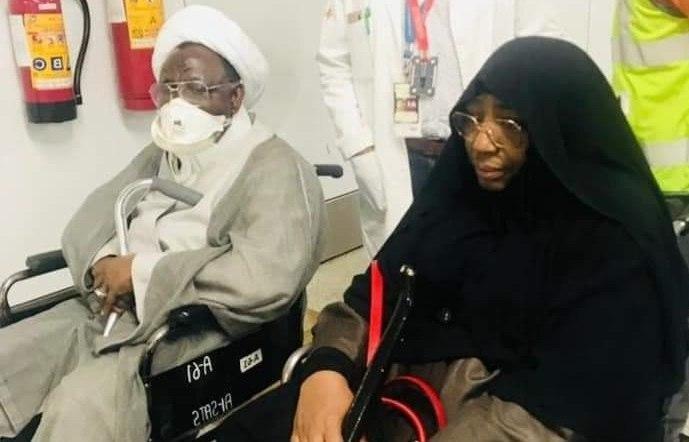 COVID-19 hits Kaduna prison, Sheikh Zakzaky wife tested Positive
