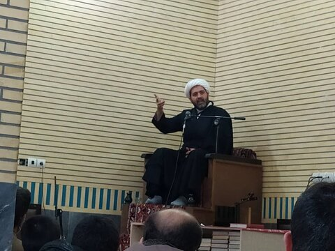 حجت الاسلام منصور امامی