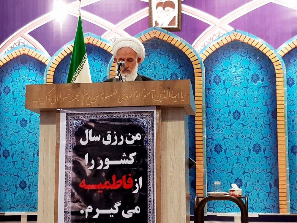 ملت ایران قلدرمآبی آمریکا را بر نمی تابد