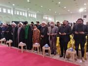 ہمارے شہیدوں نے اپنی قربانیوں کے ذریعہ اسلامی معاشرےمیں دین و وطن کی محبت، اور انسانیت کے دفاع کا جذبہ عام کیا ہے، حجۃ الاسلام شیخ علی نجفی