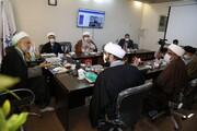 تصاویر/ بازدید نماینده ولی فقیه در کردستان از رسانه رسمی حوزه